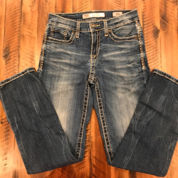 Men's Clothing Symbol Of The Brand Bke Buckle Mens 36x32 Tyler Straight Leg Jeans Jeans